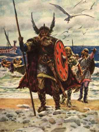 a description of the viking as a group of scandinavian raiders in the 8th century to the 11th Every viking 'fact' is wrong  were rounded up and beheaded at some point in the 11th century  a group of six viking ships were said to have been.